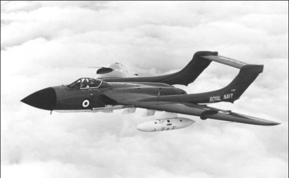 Havilland Sea Vixen