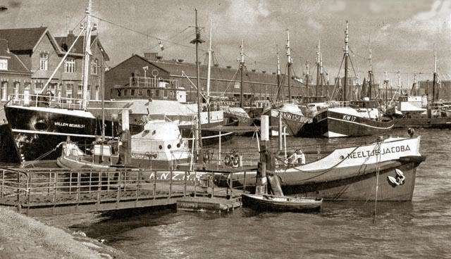 IJmuiden-Vissershaven